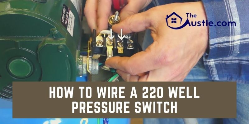 How To Wire A 220 Well Pressure Switch, 220v Well Pump Pressure Switch Wiring Diagram
