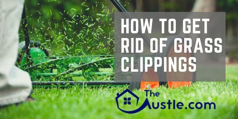 How to Get Rid Of Grass Clippings