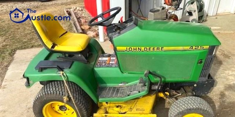 How to Fix A Cracked Lawn Mower Seat Using Vinyl Glue