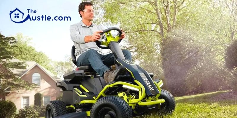 How to Fix A Cracked Lawn Mower Seat With Stitches